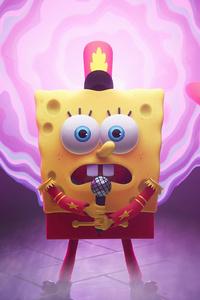 1440x2560 SpongeBob SquarePants The Cosmic Shake 2 2021 5k