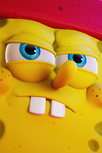 1440x2560 SpongeBob SquarePants The Cosmic Shake 2 5k
