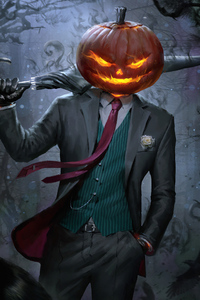 1440x2960 Spookyjack