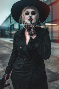 Ssh Harley Quinn Cosplay