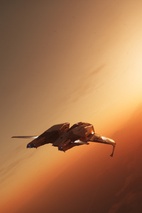 Star Citizen 3 Sunset
