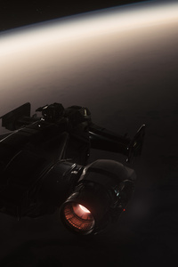 Star Citizen Space Flight