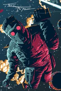 Star Lord 4k New Artwork