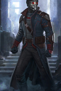 2160x3840 Star Lord Artnew