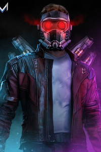 Star Lord Artwork HD
