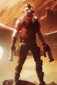 240x400 Star Lord Fortnite