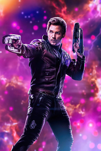 720x1280 Star Lord Guardian Of The Galaxy 3