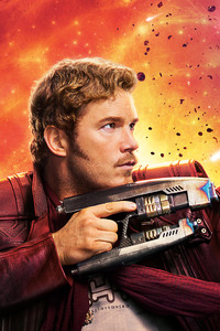 Star Lord Guardians Of The Galaxy Vol 2 4k 8k