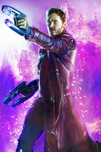 Star Lord Guardians Of The Galaxy Vol 3
