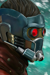Star Lord New Art