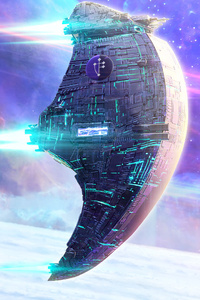 Star Patrol Ships