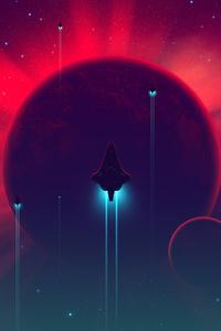 Star Planet Space Squardon