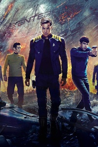 240x400 Star Trek Beyond 4k