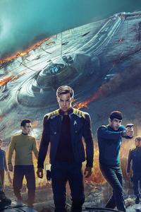 1280x2120 Star Trek Beyond 5k