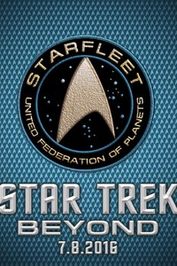 Star Trek Beyond Movie Poster Art