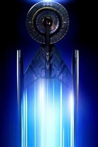 480x800 Star Trek Discovery 4k 2020