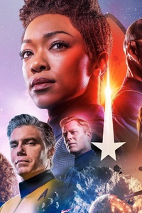 240x320 Star Trek Discovery Season 2 4K