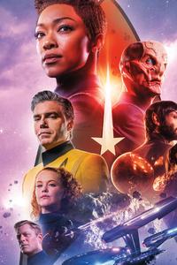 Star Trek Discovery Season 2 Poster
