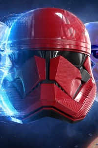 1242x2688 Star Wars Battlefront 2 4k 2020