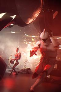Star Wars Battlefront 2 Gameplay