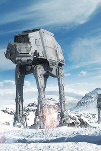 480x800 Star Wars Battlefront Art
