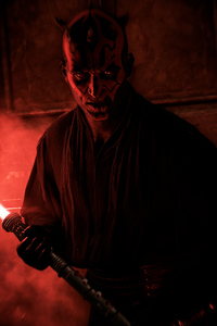 Star Wars Battlefront II Darth Maul