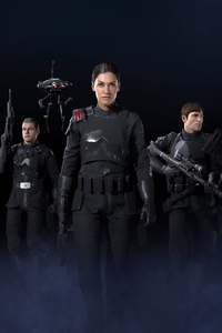 1440x2560 Star Wars Battlefront II Inferno Squad