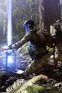 640x1136 Star Wars Battlefront Video Game
