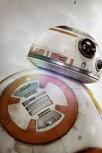 320x480 Star Wars BB8 Droid Toy