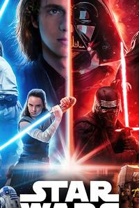 640x960 Star Wars Day 4k