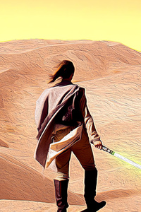 480x800 Star Wars Dune Sea