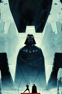 2160x3840 Star Wars Empire Strikes Back