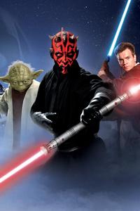 Star Wars Episode 1 8k