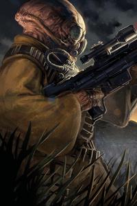 480x800 Star Wars Gand Sniper 10k