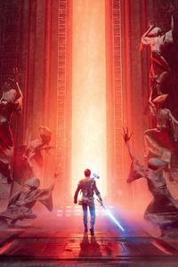 720x1280 Star Wars Jedi Fallen Order 2019 4k