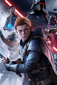 Star Wars Jedi Fallen Order 4k New