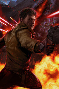 Star Wars Kyle Katarn