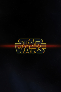 540x960 Star Wars Logo 4k