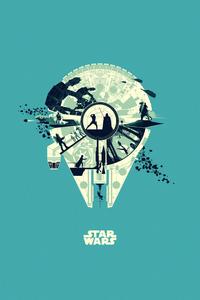 Star Wars Minimalism 5k