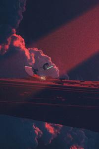 Star Wars Star Destroyer Digital Art 5k
