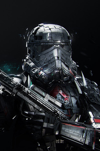 1440x2960 Star Wars Stormtrooper