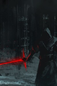 Star Wars The Force Awakens Art
