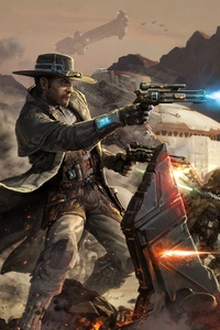 320x480 Star Wars The Old Republic Smuggler