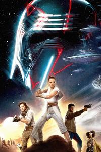 Star Wars The Rise Of Skywalker 2000