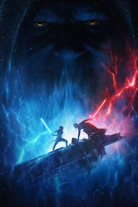 360x640 Star Wars The Rise Of Skywalker 2019 4k