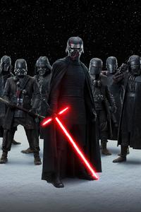 1440x2960 Star Wars The Rise Of Skywalker