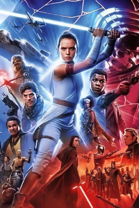 Star Wars The Rise Of Skywalker New Imax Poster