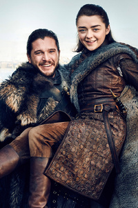 Starks Reunite Game Of Thrones Season 7