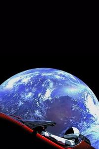 Starman Space X