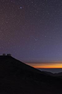 Stars Space Sunset 5k